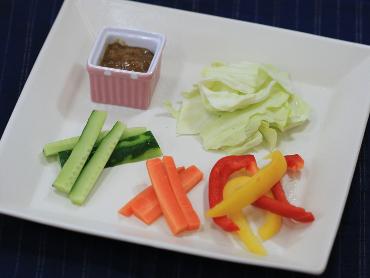 野菜のディップソース