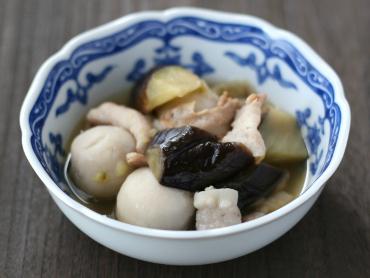 豚バラと里芋の旨煮