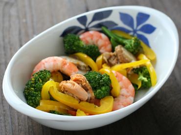 海鮮温野菜