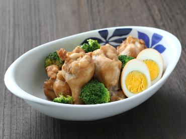 鶏手羽のさっぱり煮